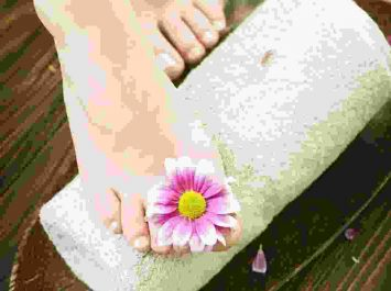 Dry Aroma Petals for Bath